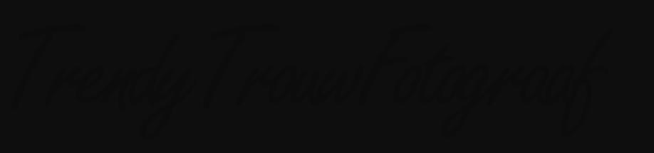 Trendy Trouwfotograaf logo