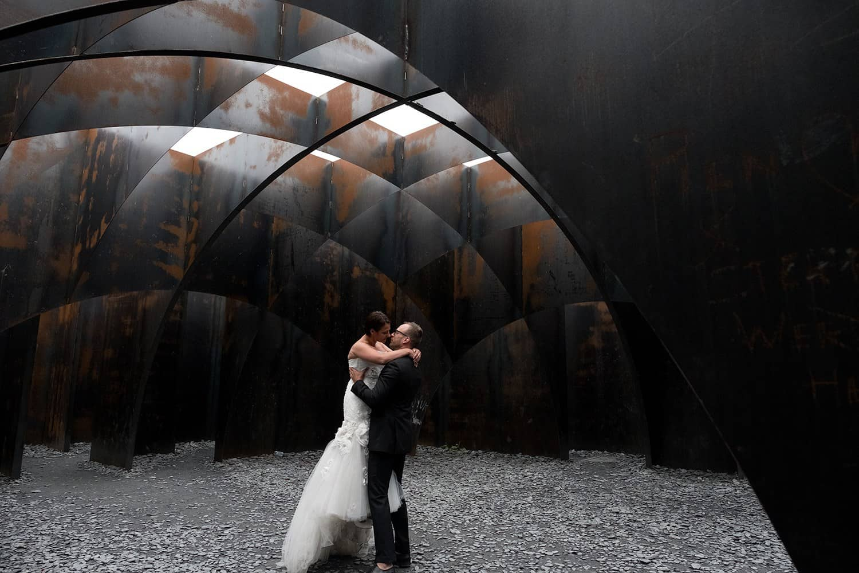 trendy trouwfotograaf